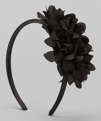Black Lovely Headband