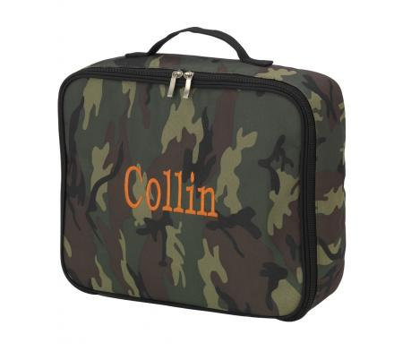 1001 - Camo Personalized Kids Carry All