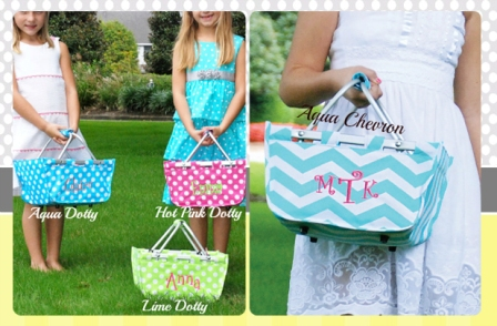 1010 -  Personalized Market Totes