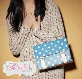 1010 Polka Dot Dream Purse